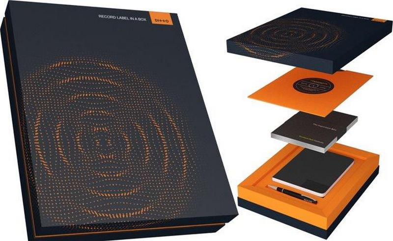 Record Label In A Box by Ditto Music - Get it for £99
