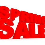 Turnkey Massive Spring Sale is on from Thursday