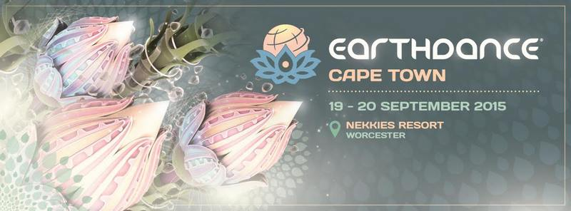 Earthdance Cape Town 2015 Competition