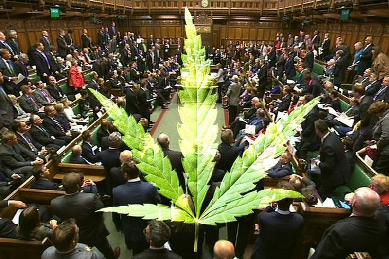 Legalising Cannabis in the UK