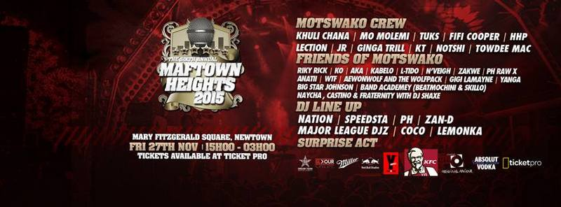 Maftown Heights 2015