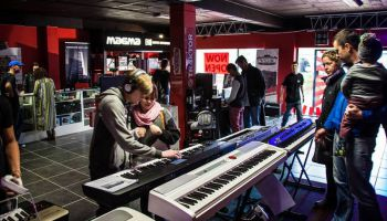 Red Revenge DJ and Production Store opens in Cape Town