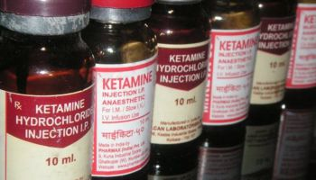 Ketamine popularity on dance floors