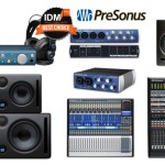 Presonus Month of Festive Craziness!