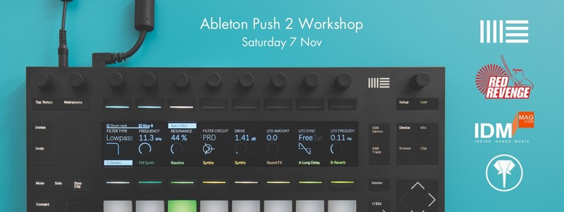 Ableton PUSH 2 Workshop