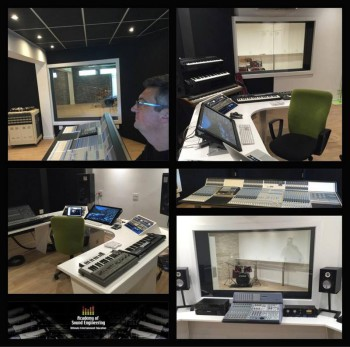 Academy of Sound Engineering Cape Town
