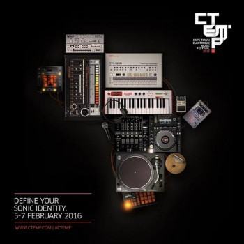 Cape Town Electronic Music Festival 2016