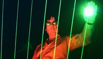 Jean-Michel Jarre talks music technology
