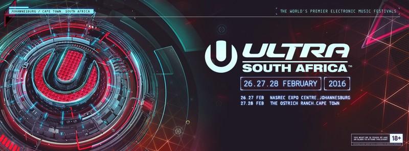 ULTRA SA 2016 Final Lineup