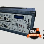 Hybrid PM6 USB – 6 Channel Powered Mixer