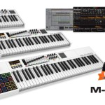 M-AUDIO CODE Series Midi Controllers