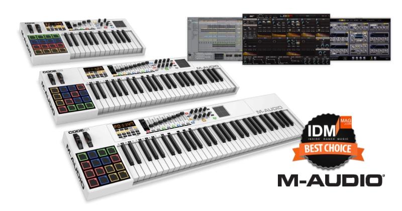 Best_Choice_M-Audio-Code_Web