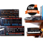 Roland Boutique Series Synth range – designed for portability and mobile use