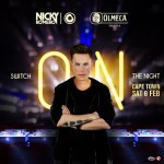 Nicky Romero to Switch on the Night in Cape Town
