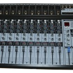 Hybrid SC Series Powered Mixing Desks get a revamp