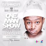 The DJ Shimza One Man Show 2015 – It's on!