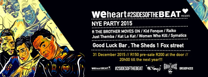 Weheartbeat & #2SIDESOFTHEBEAT