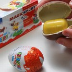 Cocaine Kinder eggs found by UK police