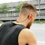 Revols wireless custom fit ear phones mould to your ear in sixty seconds