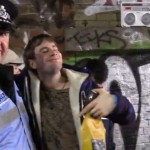 British ravers hold peaceful protest party