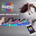 LED Sync Footwear