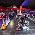 Red Revenge Studios Gear Room at CTEMF2016