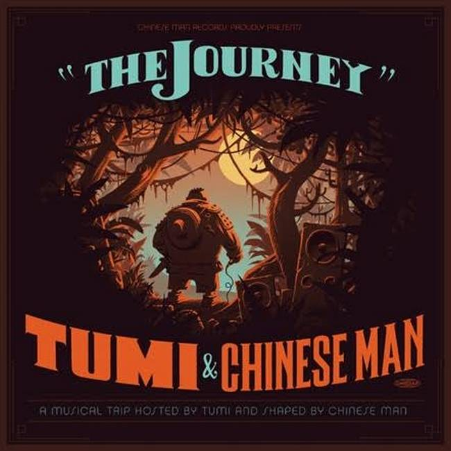 Tumi and Chinese Man