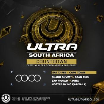 Ultra SA VVIP Lounge