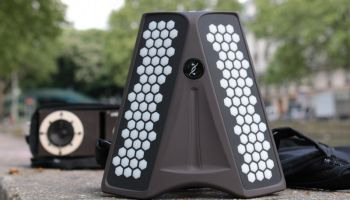 The dualo du-touch is one weird looking synth