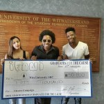 iFani's Charity donation to the Wits #AccessCampaign