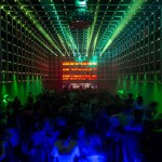 Brazilian Nightclub LED Lights are controlled by Clubbers