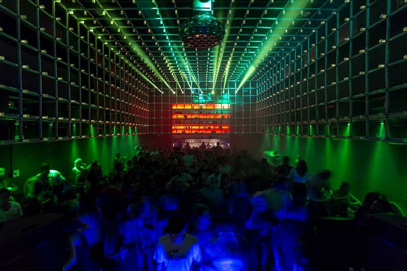 Brazilian Nightclub