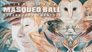 Masqued Ball 2016 – Free tickets to Alien Safari up for grabs