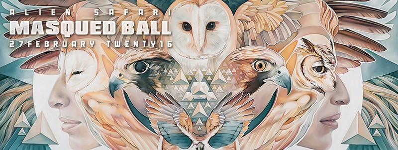 Masqued Ball 2016