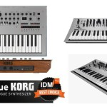 minilogue KORG's awesome new polyphonic analog synthesizer