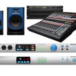 Presonus Studio Solutions for a professional studio