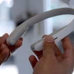 Concept N – the earless headphones by Sony