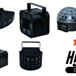 Hybrid DJ Effects – Brand new lighting effects at great prices