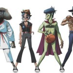 Gorillaz New Album – checkout their studio