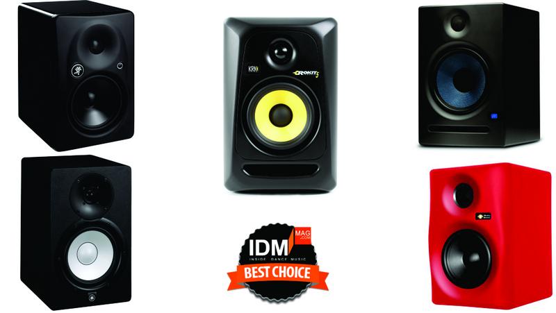 5 best buy studio monitorsre