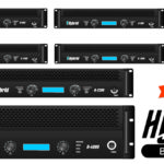 Hybrid B Series MK5 Power Amplifiers