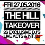The Hill Takeover feat. Jullian Gomes, Ryan Murgatroyd & more