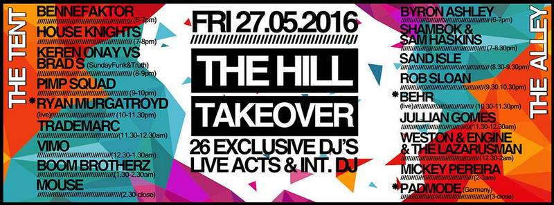 Hill Takeover