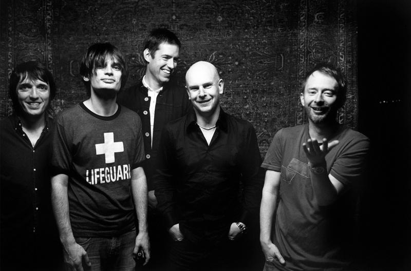 new Radiohead album