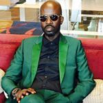 Black Coffee BET Award winner