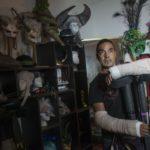 Stilt Walker attacked at EDC in Las Vegas