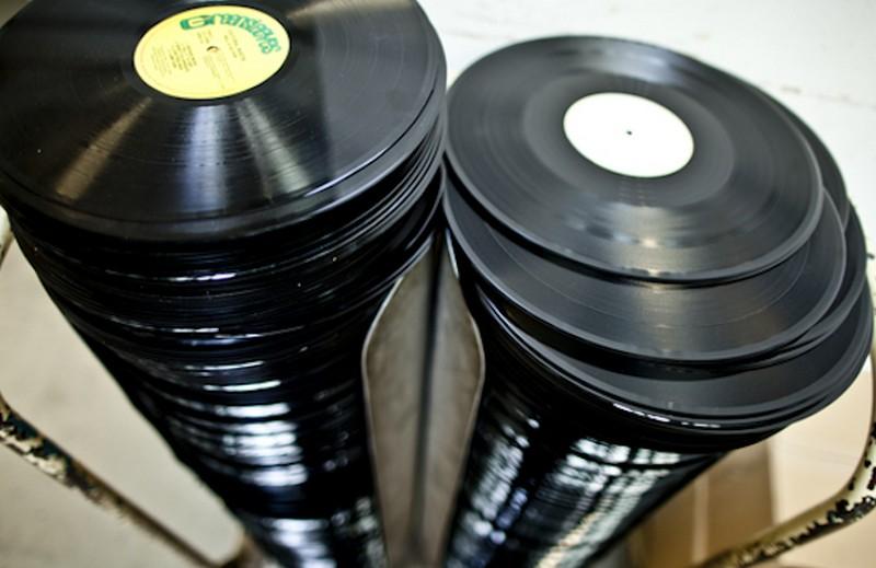 Vinylize It can press a custom vinyl from SoundCloud