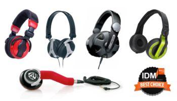 5 Best Buy DJ headphones on a budget