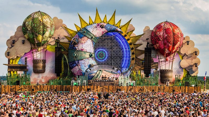 Tomorrowland UNITE SA