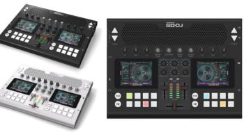 GoDJ Plus is an all-in-one DJ system